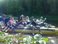 Сплав по реке Реж (на выходной) - Организации спортивных походов и восхождений, клуб спортивных путешествий Спутник, Екатеринбург