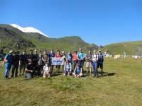Восхождение на Эльбрус (маршрут с севера) - высшую точку России и Европы - КСП Спутник