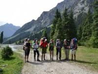 Пеший поход на Шавлинские озёра (Алтай) с 19 по 27 июля 2017 года - Организации спортивных походов и восхождений, клуб спортивных путешествий Спутник, Екатеринбург