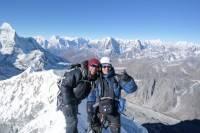 Восхождение на Мера пик (Непал, Гималаи, 6476 метров) в октябре-ноябре 2017 года - КСП Спутник