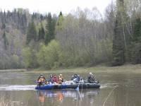 Сплав по реке Уфа с 30 апреля по 06 мая 2018 года - Организации спортивных походов и восхождений, клуб спортивных путешествий Спутник, Екатеринбург