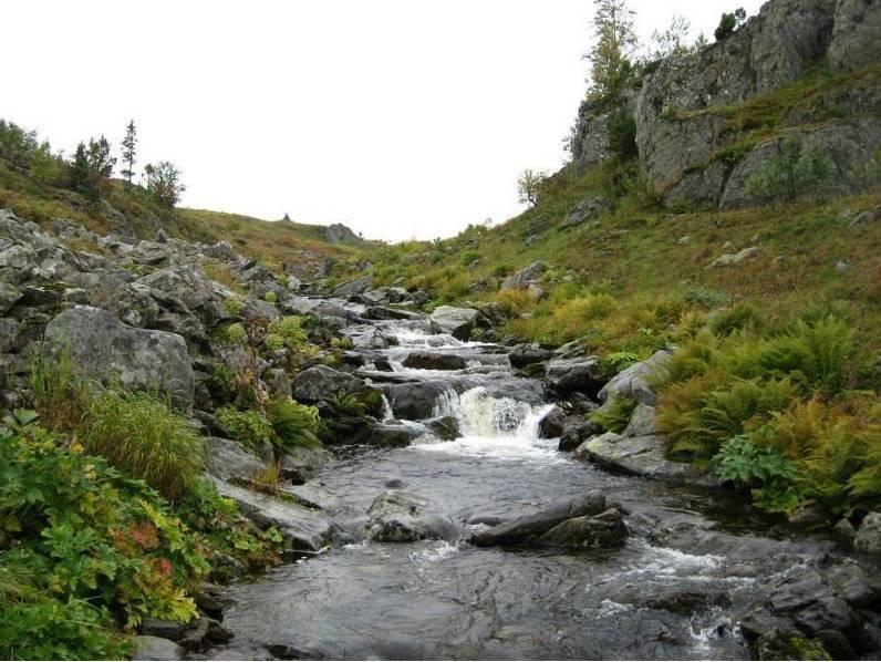 Пеший поход на плато Кваркуш и Жигаланские водопады