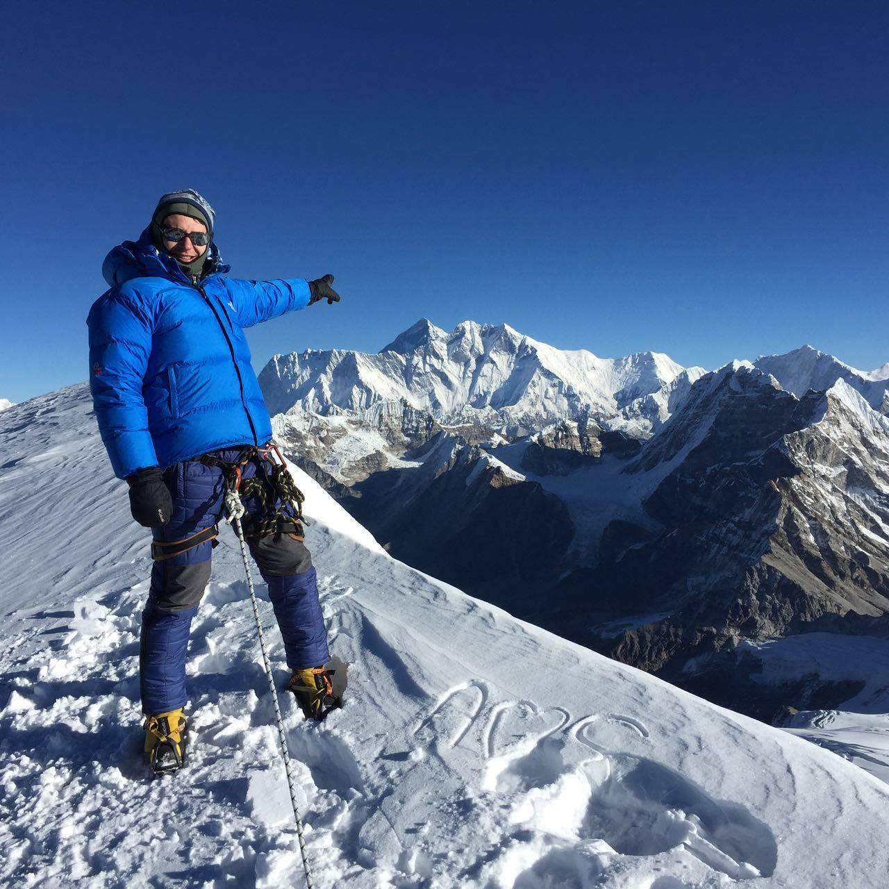 мера пик, непал