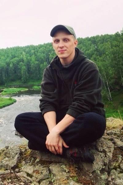 Инструктор КСП Спутник Павел Бакакин