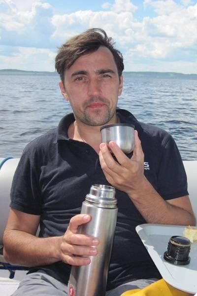 Инструктор КСП Спутник Дмитрий Рыжов