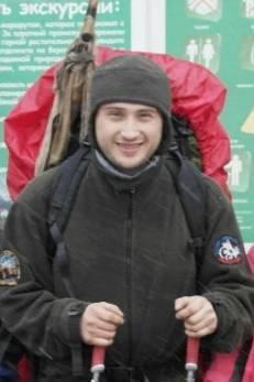 Инструктор КСП Спутник Алексей Шамарин