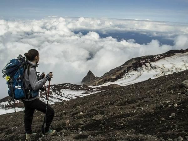 камчатка, Авачинский вулкан