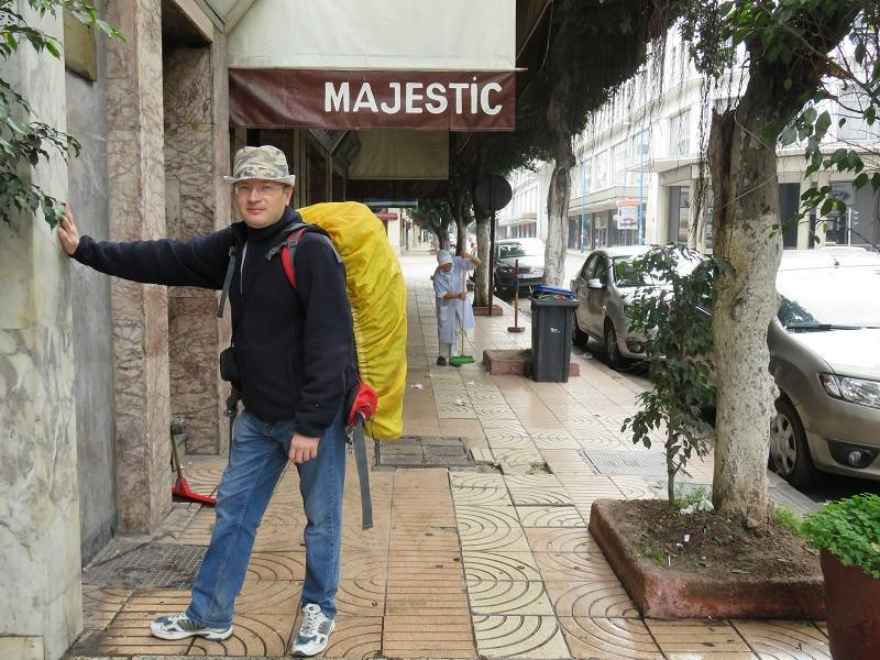 гостиница Касабланка