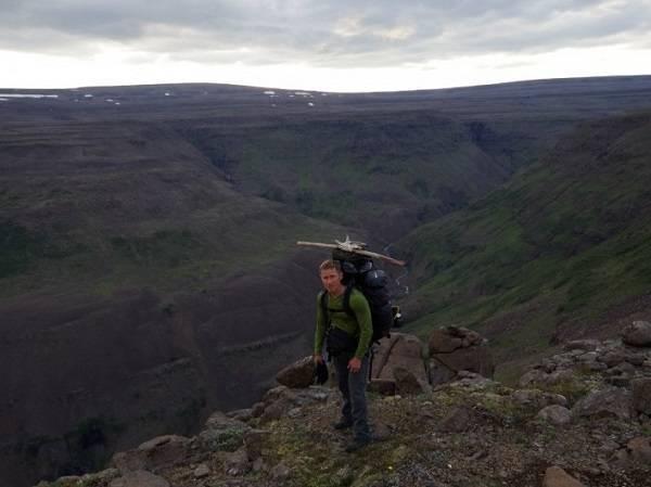 поход на плато Путорана, Байкал