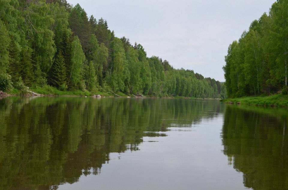 Река Реж, сплав по реке Реж