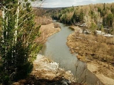 река серга, сплав по реке серга