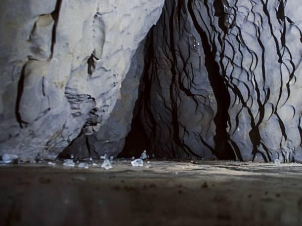 спелеопоход, спелеопоход по пещерам