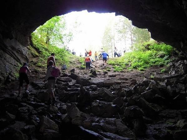 река ай, сплав по реке ай, пещера кургазак