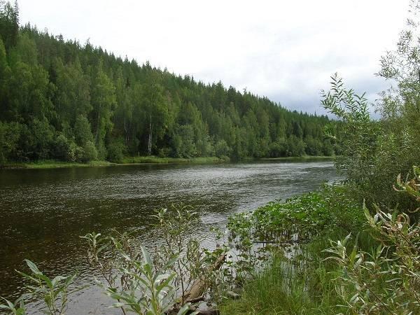 река лозьва, сплав по реке лозьва