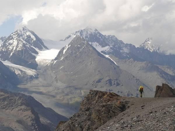Терскей Алатау, Центральный Тянь-Шань, горный поход по Терскей Алатау