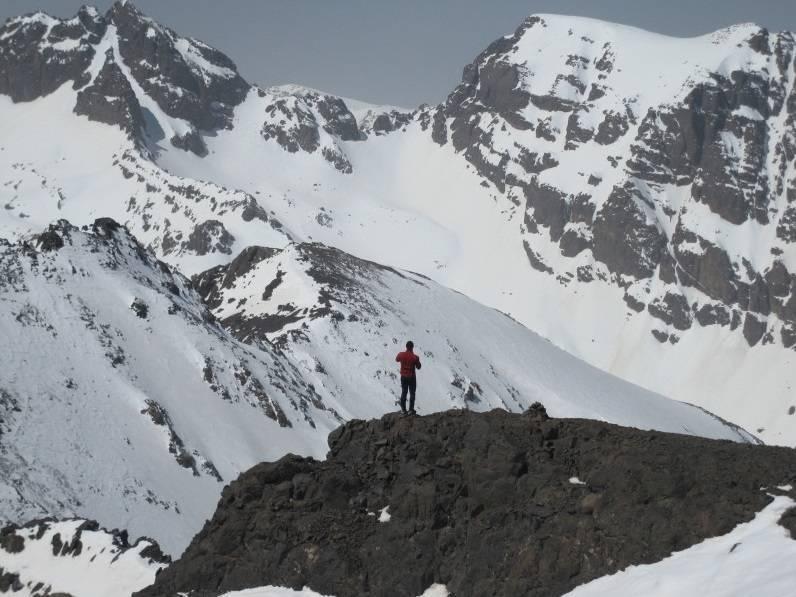 атласские горы, тубкаль, восхождение на тубкаль