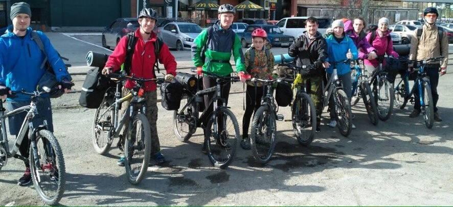 велопоход, велопоход урал, велопоход свердловская область