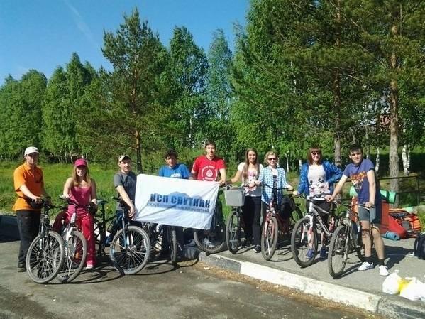 велопоход, велопоход челябинская область
