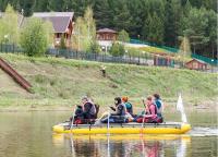Сплав по реке Чусовая с 1 по 9 мая - КСП Спутник