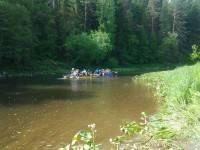 Сплав по реке Реж (на выходной) - КСП Спутник