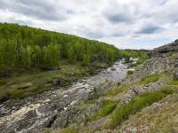 Однодневный поход к порогу Ревун и в пещеру Смолинская - КСП Спутник