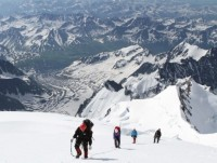 Восхождение на Белуху (Центральный Алтай, 4509 метров) - КСП Спутник