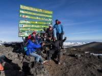 Восхождение на вулкан Килиманджаро (5895 метров) с 21 по 28 февраля 2020 года - КСП Спутник