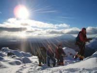 Восхождение на гору Конжаковский камень - одну из самых высоких вершин Уральских гор с 02 по 05 ноября 2018 года - КСП Спутник