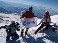 Восхождение на Эльбрус (маршрут с юга, 5642 метра) - КСП Спутник