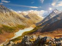 Поход на Алтай к подножию Белухи - КСП Спутник