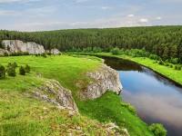 Сплав по реке Реж, 3 дня - КСП Спутник