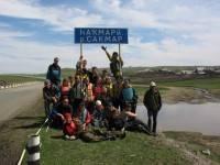 Сплав по реке Сакмара с 29 апреля по 06 мая 2018 года - КСП Спутник