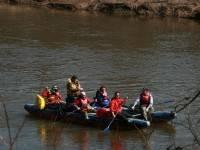 Сплав по реке Серга с посещением природного парка «Оленьи Ручьи» - КСП Спутник