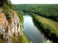Сплав по реке Ай - КСП Спутник