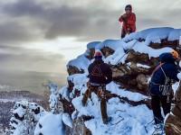 Альпиниада на Южном Урале, национальный парк Таганай - КСП Спутник