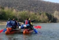 Сплав по реке Зилим с 29 апреля по 06 мая 2018 года - КСП Спутник