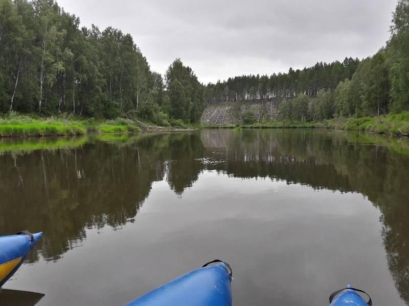 Сплав по Чусовой, Средний Урал (водный)