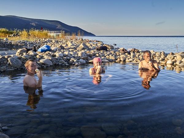 По Байкальскому хребту до мыса Котельниковский