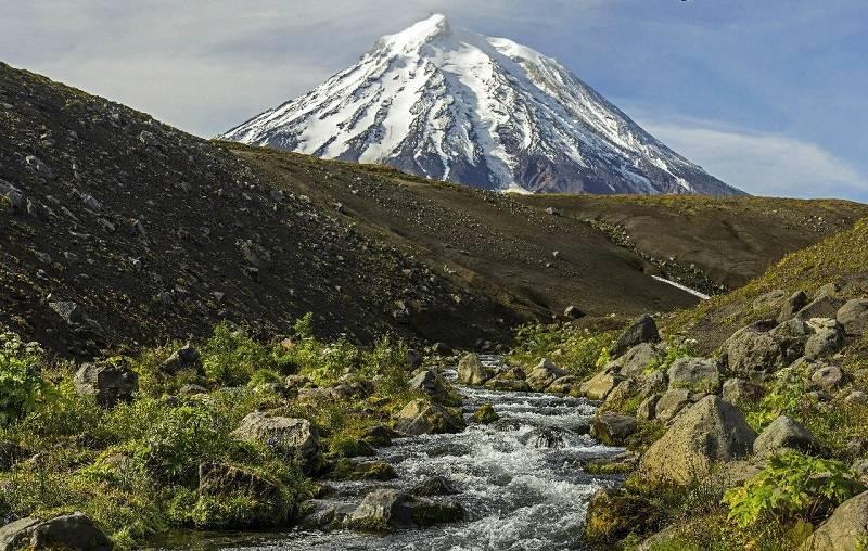Налычевский природный парк и восхождение на Авачинский вулкан