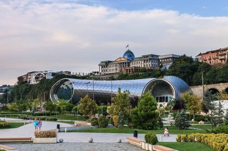 Восхождение на Казбек со стороны Грузии