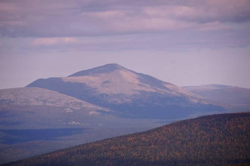Перевал Дятлова и Маньпупунёр