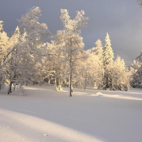 Новый Год и Рождество у Сердце-озера