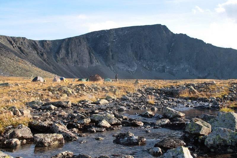 Манарага и Народная - Вершины Приполярного Урала (пеше-водный)