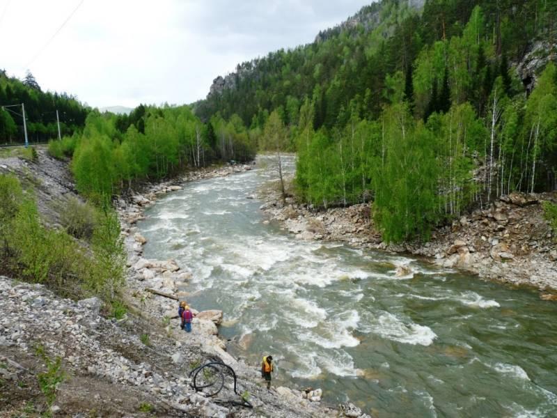 Сплав по трём рекам Башкирии (водный)