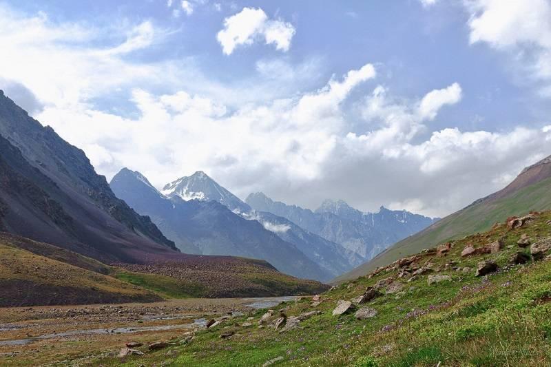 По Северному Тянь-Шаню до Иссык-Куля