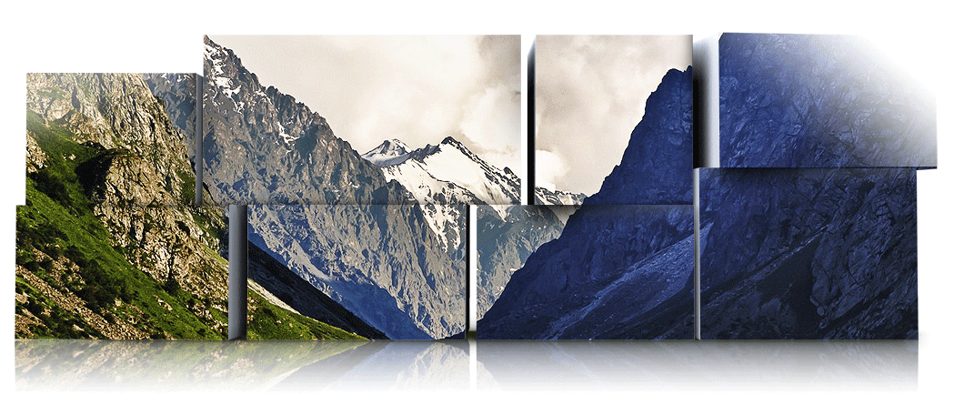 Горный поход по Фанским горам